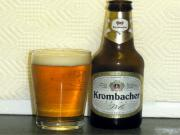 Krombacher Pilsner Beer Review - 5 Out of 5 Perfect