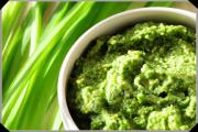 Wild garlic is tasty and cheap, and can be used to make many yummy food