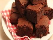 Chocolate Brownies - with Soft Centre
