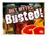10 Diet myths busted