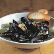 Mussels Marinière