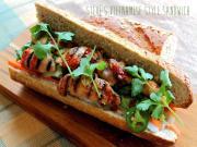 Vietnamese Chicken Sandwich Stevescooking