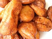 Banana Fritters - African Food