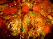 Cornish Game Hens En Casserole