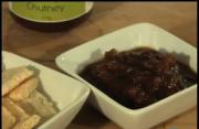 Fresh Date and Apple Chutney