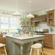 A perfect cottage kitchen
