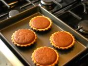 Baked Chocolate Tarts
