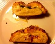 Stuffed Cheese Bread