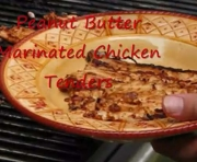 Nutty Chicken Tenders