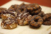 Girl Scouts are celebrating their 100th birthday with deep-fried Samoas.