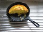 Sourdough Corn Bread