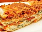 Luscious Vegetarian Lasagna