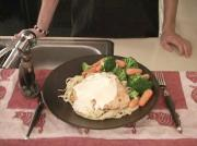 Chicken in Cream Sauce Recipe