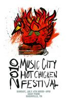 Nashville Music City Hot Chicken Festival 2010
