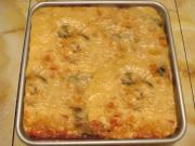 Potato And Cheese Casserole