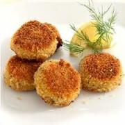 Crab cakes-the worst holiday food