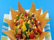 Mexican Salad by Tarla Dalal