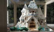 Gingerbread Castle Pattern