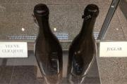Shipwreck champagne sells at an auction