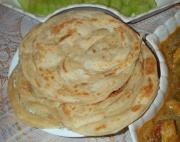 South Indian Parotta