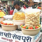 Food from Indian Streets....