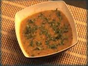"Healthy ""Tindali Dal"" - Indian Food"