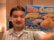 Kid Cuisine KC's Karate Chop Chicken Sandwich Review