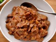 Cranberry Beef Stew