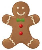 Low Fat Gingerbread — Gingerbread