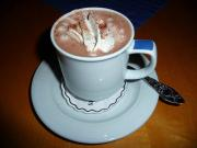 Nutella Frangelico Hot Chocolate