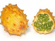 Selecting and Storing Horned Melon