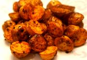 Roasted Baby New Potatoes