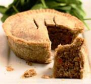 Old Fashioned Tourtiere