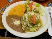 Mexican Beef Tostadas