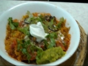 Enchilada (Vegetarian Choice) - Mexican Cuisine