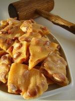 Orange Peanut Brittle
