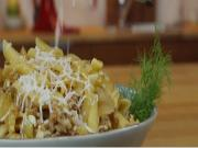 Penne with Fennel and Sausage