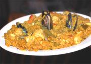 Mussels With Rice