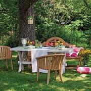 How To Organize Summer Party -- Garden Party