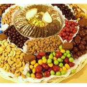Nuts and dry fruits have more fats than cheeses.