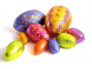 Easter Eggs! The wonder of Easter!