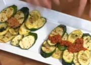Grilled Zucchini with Chipotle Lime Butter
