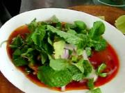 Make Canned Sardine Spicy Salad