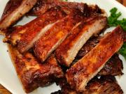 Finger-Lickin' Spare Ribs