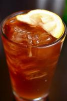 Ginger Ale Iced Tea