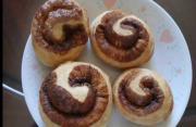Low Calorie Cinnamon Swirls