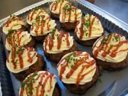 Meat Cupcake Recipes