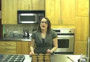 Baked Vegan Bran Muffin