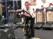LeMond Spin Bike Jon Ham Busy Body Interview - Part 5