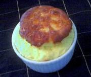 Easy Individual Cheese Soufflés